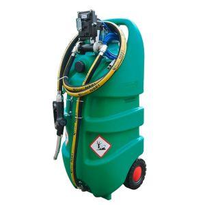 Statie mobila alimentare benzina 110 l PE 12 V