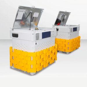 Statie mobila alimentare ulei 330 litri