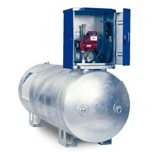 Sistem stationar rezervor motorina 1500 litri