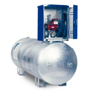 Sistem stationar rezervor motorina 10000 litri