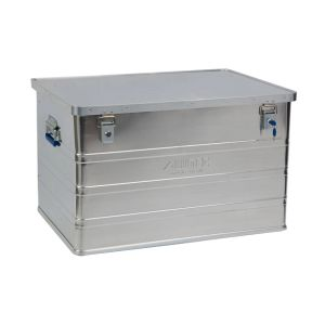 Cutie transport din aluminiu Classic 186 litri