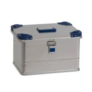 Cutie transport din aluminiu colt stivuire Confort 30 litri