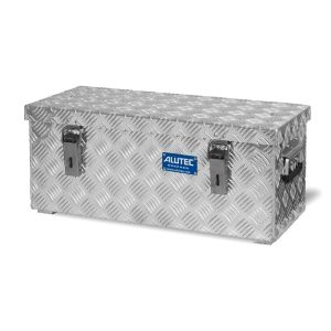 Cutie transport din aluminiu 37 litri