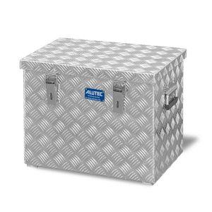 Cutie transport din aluminiu 70 litri