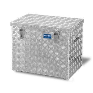 Cutie transport din aluminiu 120 litri