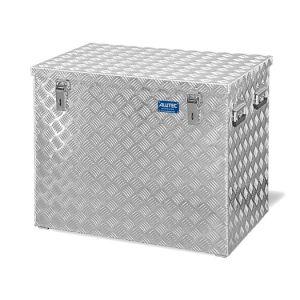 Cutie transport din aluminiu 234 litri
