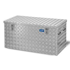 Cutie transport din aluminiu 250 litri