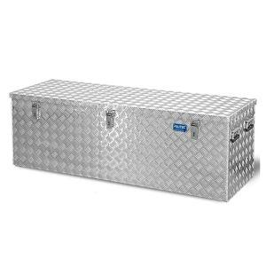 Cutie transport din aluminiu 375 litri