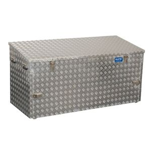 Cutie transport din aluminiu 883 litri
