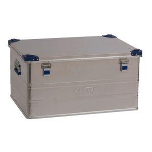Cutie transport din aluminiu colt stivuire Confort 157 litri