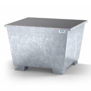 Cuva retentie classic-line otel zincat grilaj zincat 1 IBC