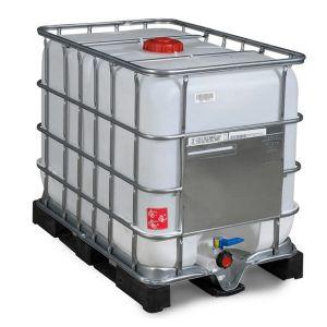 Container tip IBC cu palet PE 600 litri Ø 150