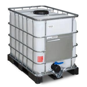 Container tip IBC cu palet PE 600 litri Ø 225