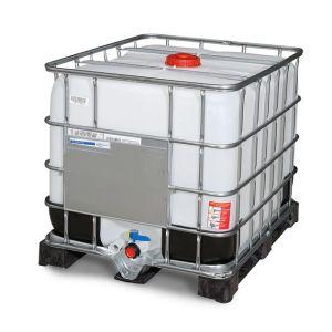 Container tip IBC cu palet PE 800 litri Ø 150