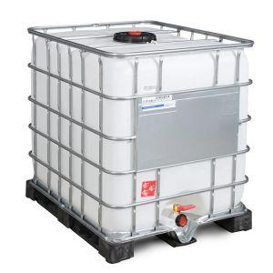 Container tip IBC cu palet PE 1000 litri Ø 225