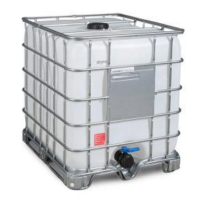 Container tip IBC palet cadru 1000 litri Ø 150
