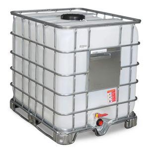 Container tip IBC palet cadru 1000 litri Ø 225