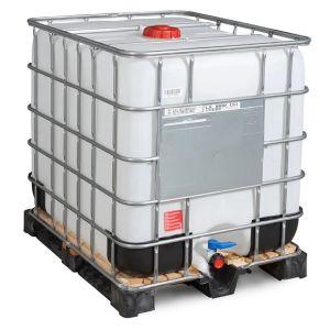 Container IBC-UN palet mixt 1000 litri Ø 150