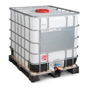 Container IBC-UN palet mixt 1000 litri Ø 225