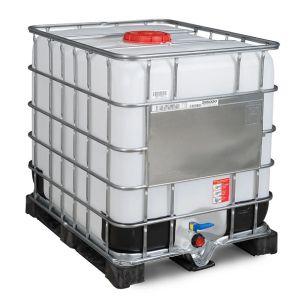 Container IBC-UN cu palet PE 1000 litri Ø 225