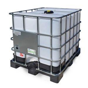 Container IBC-UN supapa palet PE 1000 litri Ø 150