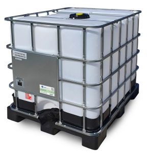 Container IBC-UN supapa palet PE 1000 litri Ø 225