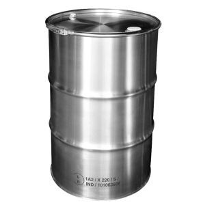 Butoi aprobat UN inox 1.4404/1mm 213 litri
