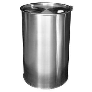 Butoi aprobat UN inox 1.4404/1.2mm 213 litri