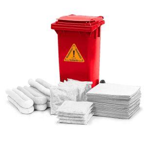 Set urgenta in container rosu  B12 hidrocarburi