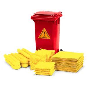 Set urgenta in container rosu B12 special