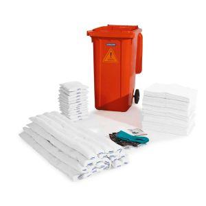 Set urgenta in container rosu B24 hidrocarburi
