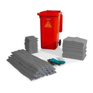 Set urgenta in container rosu B24 universal