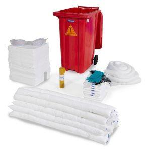 Set urgenta in container rosu B36 hidrocarburi