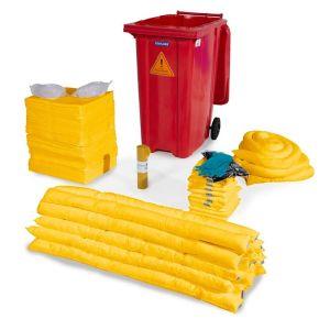 Set urgenta in container rosu B36 special