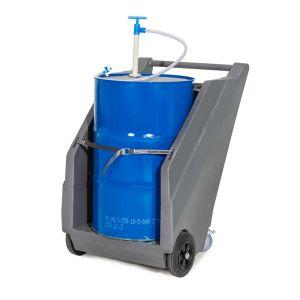Unitate mobila pompa manuala substante chimice