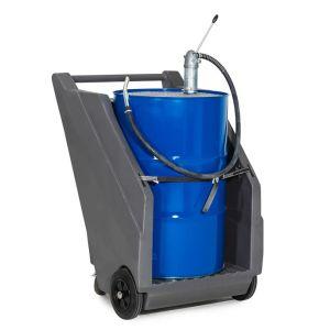 Unitate mobila pompa manuala uleiuri minerale