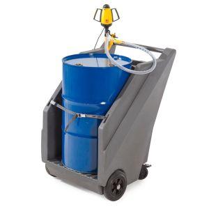 Unitate mobila pompa electrica substante chimice