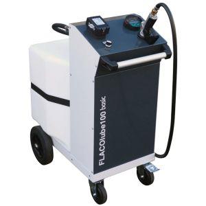 Unitate mobila pompa cu baterie ulei BASIC 100 litri