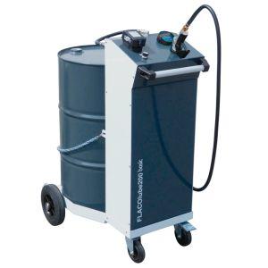 Unitate mobila pompa cu baterie ulei BASIC 200 litri