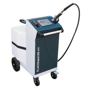 Unitate mobila pompa cu baterie ulei ECO 100 litri