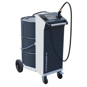 Unitate mobila pompa cu baterie ulei ECO 200 litri