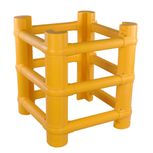 Protectie modulara polietilena stalpi 200-700mm