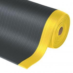Covor antioboseala Airug Black-Yellow