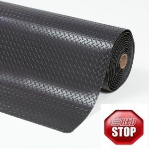 Covor antioboseala Cushion Trax Black