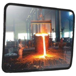Oglinda rezistenta temperaturi inalte HT 45x60cm