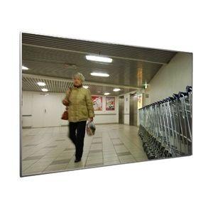 Oglinda supraveghere plana IP AC 30x100cm