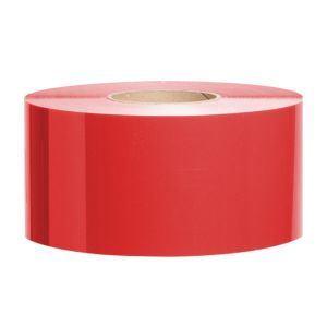Banda marcaj podea DuraStripe Mean Lean RAL 3001 rosu