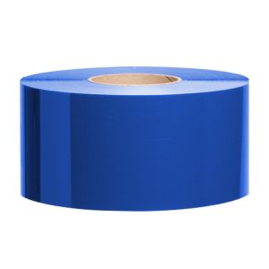 Banda marcaj podea DuraStripe Mean Lean RAL 5005 albastru navy
