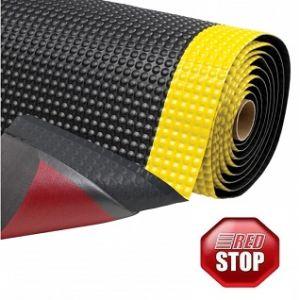 Covor antioboseala Sky Trax Black-Yellow