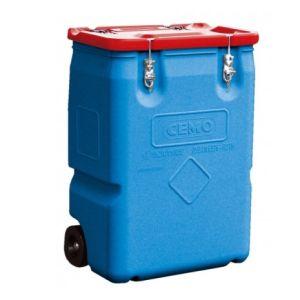 Container mobil depozitare si transport 250 litri